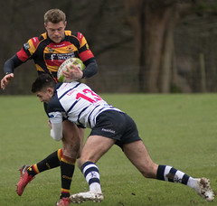 Kirkby Lonsdale 17 - 12 Preston Grasshoppers January 27, 2018 24349.jpg (Mick Craig) Tags: 4g kirkbylonsdale action hoppers prestongrasshoppers agp preston lightfootgreen union fulwood upthehoppers rugby lancashire rugger sports uk
