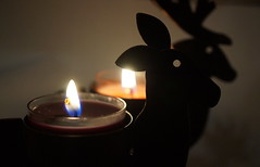 MacroMondays - Flame (passionpapillon) Tags: bougie flamme macro macromondays flame passionpapillon 2018
