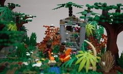 Temple in the jungle (Beorthan) Tags: montoya hughes brickingstone celestia corrington