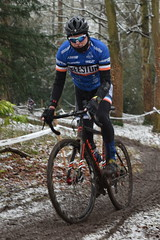 DSC_0105 (sdwilliams) Tags: cycling cyclocross cx misterton lutterworth leicestershire snow