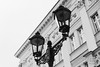 Lamp (LUC4SB) Tags: cz czechrepublic czech prague praha gas lamp gaslamp street streetphoto streetphotography streetlights day daylight daytime bnw bkacknwhite bw