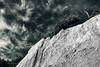 Rügen 2016-41 (andre.kersten) Tags: rügen nationalpark pommern ostsee balticsea meer strand coast küste küstenlandschaften beach stone steine sand kreide kreideküste cliff klippen kreidefelsen felsen sonne sun sonnenuntergang sunset wolken himmel sky clouds schwarz blackandwhite bnw schwarzweiss blacknwhite monochrome travel trip reise urlaub wandern seascape jasmund küstenwald wind storm baum tree whitecliffs weisseküste ruegenisland ferien holiday vakation skyporn bestsky inselrügen canon