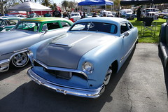 saturday drive in 58 (bballchico) Tags: ford shoebox custom chopped grandnationalroadstershow carshow saturdaydrivein