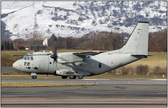 IMG_7665FL7 (Gerry McL) Tags: spartan c27j alenia transport italian air force glasgow scotland gla egpf 45 brigata aerea
