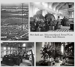 Radio Kootwijk, Industrial history. (remmeltmojet) Tags: radio kootwijk communication