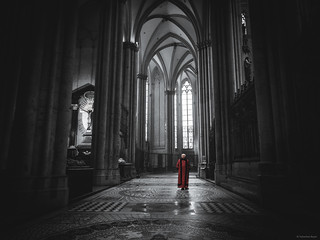 Priest -  Cologne Cathedral