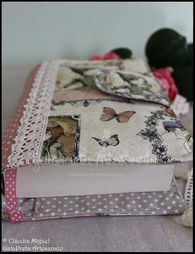 """Capa de livros """"Mirabelle"""""""