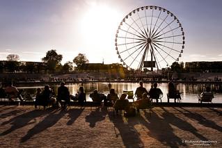 Roue de Paris Ferris Wheel at Place de la Concorde - Paris/FR