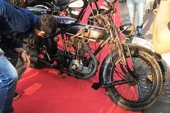 _8218 (Yazed Lord) Tags: horniman vintage rally feb2018 mumbai circle bike bikes
