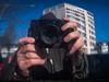 sunny / cold (Werner Schnell Images (2.stream)) Tags: ws ausenspiegel spiegel mirror fujifilmxpro2