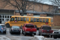 First Student #639 (ThoseGuys119) Tags: firststudentinc millbrookny schoolbus thomasbuilt ic