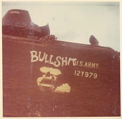 "M113 acav ""B"" troop 11 ACR ""Blackhorse"" (Jerzy Krzemiński) Tags: m113 acav troop cavalry vietnam"