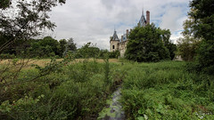 Chateau Popkov (Left in the Lurch) Tags: abandoned castle