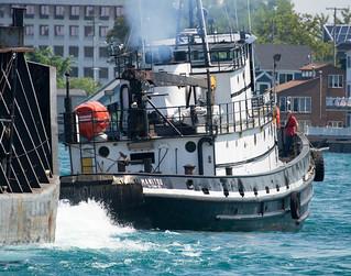 Tugboat Manitou