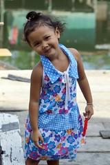 very cute girl (the foreign photographer - ฝรั่งถ่) Tags: very cute girl child khlong lat phrao portraits bangkhen bangkok thailand nikon d3200