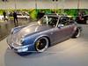 Porsche 911 Carrera (911gt2rs) Tags: messe event show ems tuning tief low stance coupe 964 rs luftgekühlt aircooled blau blue youngtimer sportwagen