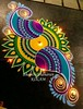 Favourite Rangoli Designs (Universal Scribbles) Tags: diwali indian rangoli