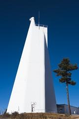 solar telescope (Tomás Harrison Fotografía) Tags: sunspot sunspothighway nikon availablelight solarobservatory architecture d750 landscape afnikkor50mmf14d nm forrestservicerd6563 austin tx usa