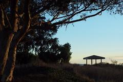 Gazebo (Kelson) Tags: hahnpark kennethhahnstaterecreationarea hiking nature goldenhour