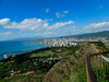 Looking at Honolulu from the top of Diamond Head - November 2017 a (litlesam1) Tags: hawaii neverendingbirthay2017 november2017 honolulu diamondhead