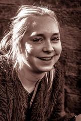 100 Strangers 45/100 (Dov Rob) Tags: edinburgh glasgow coffee shop portrait 100strangers