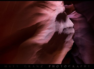 The Navajo Chief of Lower Antelope Canyon