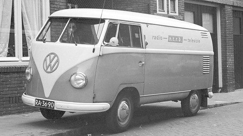 "RA-36-90 Volkswagen Transporter bestelwagen 1957 • <a style=""font-size:0.8em;"" href=""http://www.flickr.com/photos/33170035@N02/39759710362/"" target=""_blank"">View on Flickr</a>"