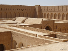 Ukhaidir Fortress (9).jpg (tobeytravels) Tags: iraq alukhaidir abbasid umayyad palace isaibnmusa gertrudebell unesco pishtaq bayts