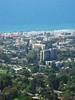 La Jolla Beach (picturesque-y) Tags: mountsoledad lajolla sandiego california pacificbeach beach beautiful bule ocean sea lajollabeach palmtree wave landscape city