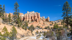 Bryce Canyon Mossy Cave trail Tropic Ditch 02-27-2018 (Jerry's Wild Life) Tags: bryce brycecanyon mosscavce mosscaves mossycave tropicditch utah explore inexplore explored