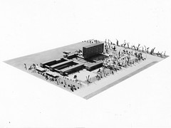 Model of Townsville University (Queensland State Archives) Tags: education building university architecture model queensland archives qld history records 3d threedimensional townsvilleuniversity townsville