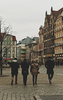 Fantastic Four - Streets of Wroclaw