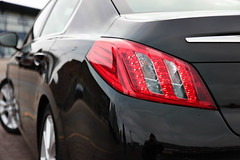 Peugeot 508-3 (gabrielgs) Tags: peugeot 508 peugeot508 car drive photography photoshoot vehicle luxurious 2012 auto scheveningen fotoshoot carshoot black francecar frenchcar france fifthgear
