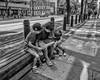 Market Street, 2017 (Alan Barr) Tags: philadelphia 2017 marketstreet marketstreeteast marketeast street sp streetphotography streetphoto blackandwhite bw blackwhite mono monochrome city candid people olympus penf