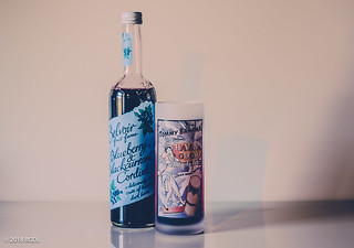Blueberry & Blackcurrant!