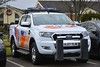 HJ17 YLM (S11 AUN) Tags: tt2 tynetunnel police ford ranger 4x4 pickup tunnels patrol incident response vehicle 999 blue lights t1 hj17ylm