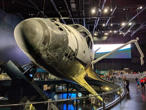 Florida, Kennedy Space Center, Visitors CenterIMG_20180128_133005