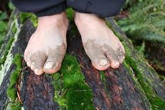 IMG_1270 (bfe2012) Tags: barefoot barefeet barefooting barefooted barefooter barefoothiking barefootlifestyle feet dirtyfeet toughsoles
