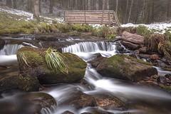 smallWildBrook (tobias-eger) Tags: water blackforest nature landscape stones stone creek wild winter wasser schwarzwald natur steine stein bach landschaft