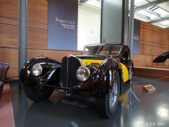 Bugatti 57 S - Mulhouse 2017 (Ferrari-live / Franck@F-L) Tags: bugatti mulhouse 57s