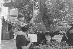 Haji Lane 7 (ezekielkokyp) Tags: rollei 35 rollei35 singapore haji lane hajilane analog film filmphotography istillshootfilm filmisnotdead bw street kodak mustvisit tourists homedeveloped blackandwhite compact