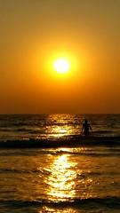 In Search for a Mystery (Rabbi_fahim) Tags: sunset sun scenery horizon sea ocean coxsbazar coxs bazar bangladesh nature beautiful beautifulnature photography mobielphotography