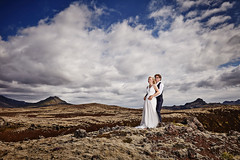 Anjo & Patrick (LalliSig) Tags: wedding photographer iceland people portrait portraiture snæfellsnes summer july