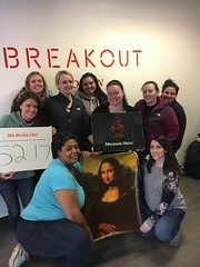 Wilmington Museum Escape Room - And we Stole Mona!