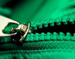 Zip-a-Dee-Doo-Dah! (SteveJM2009) Tags: macromondays fasteners zip dof focus macro joules coat bournemouth dorset uk february 2018 stevemaskell zipper hmm