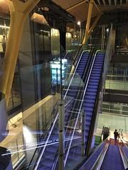 Madrid-Barajas International Airport Terminal 4 Arrivals Hall (Debrian Media) Tags: madrid spain madridbarajasinternationalairport airport mad madterminal4