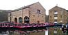 Shire Cruisers - Sowerby Bridge (wontolla1 (Septuagenarian)) Tags: canal calder hebble navigation river boats boat cruisers narrow sowerby bridge brighouse walking walk hiking hike towpath shire