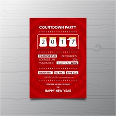 free vector Happy 2017 New Year Party Poster (cgvector) Tags: 2017 abstract background banner bar blurred bokeh brochure cafe card celebration christmas colorful cover december decoration design dinner disco eve event festive flyer food glow gold greeting happy holiday illustration invitation invite light lunch menu new night paper party pattern poster presentation restaurant template text typography vector winter xmas year