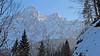 Winter landscape (ab.130722jvkz) Tags: italy trentino alps easthernalps dolomites vettefeltrine winterlandscapes snowfall mountains