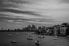 DSC00598 (Damir Govorcin Photography) Tags: boats sky clouds wide angle zeiss 1635mm sony a7ii natural light buildings architecture water sea sydney harbour blackwhite monochrome